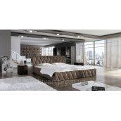 Кровать в стиле loft