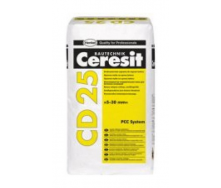 Ремонтно-восстановительная мелкозернистая смесь Ceresit CD 25 25 кг