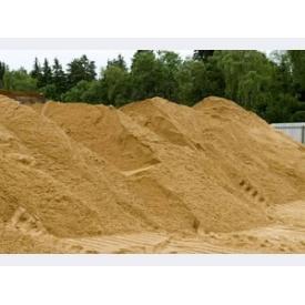Пісок митий 25 т