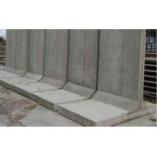 Подпорная стенка Инжбетон ИСА 27 2670х1400х300х220 мм