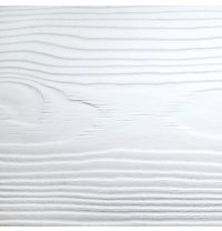 Фиброцементная доска CEDRAL Wood C01 3600х190х10 мм белый минерал