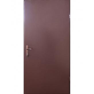 Дверь входная улица FORT Техническая металл 860х2050 мм