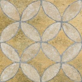 Керамогранітна плитка Tau Albaicin Decor Beige 45x45 см