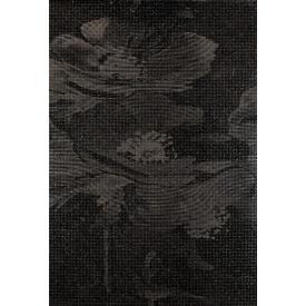 Керамическая плитка Tau Fiber Decor Negro 31,6x45 см