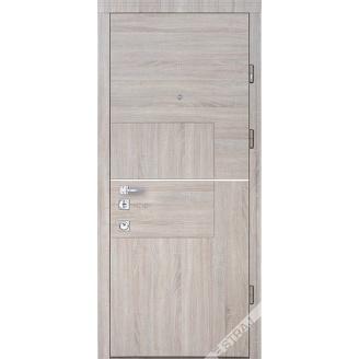 Двери входные STRAJ Квадро 850х2040 мм
