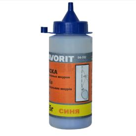Краска для малярных шнуров FAVORIT 60 гр синяя