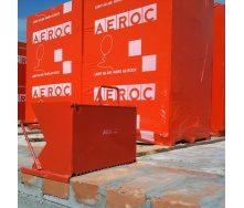 Газоблок Аерок D500 паз-гребень 300х200х600 мм Березань
