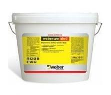 Фасадная акриловая краска weber.ton akril 1,67 кг/дм3 25 кг white base