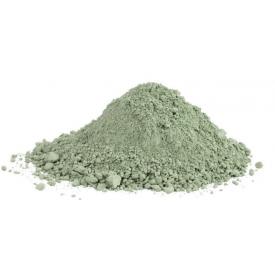 Глина навалом зелена
