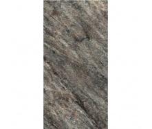 Плитка для підлоги KERAMIN Кварцит 2 керамограніт 300х600 мм темно-сіра рельєфна