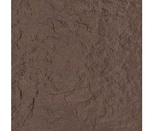 Клинкерная плитка рельефная KERAMIN Амстердам 4 298х298 мм темно-коричневая