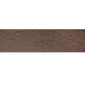 Клінкерна плитка рельєфна KERAMIN Амстердам 4 245х65 мм темно-коричнева