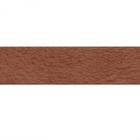 Клінкерна плитка рельєфна KERAMIN Амстердам 2 245х65 мм червона