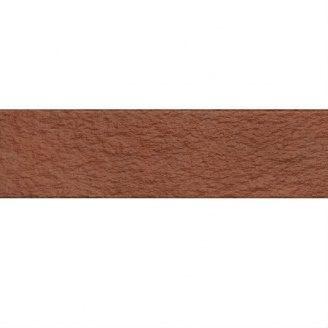 Клинкерная плитка рельефная KERAMIN Амстердам 2 245х65 мм красная