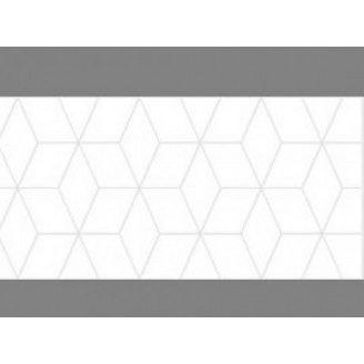Керамическая плитка KERAMIN Тренд 7С 300х600 мм белая матовая