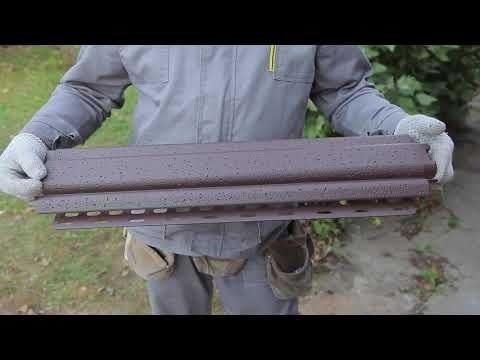 Как правильно монтировать фасадные панели Альта-Профиль