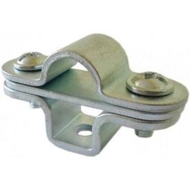Держатель молниеприемника металлический 16 мм
