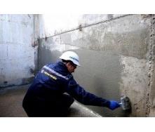 Гидроизоляция стен сооружения