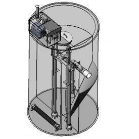 Установка очистки сточных вод EcoTron 4L