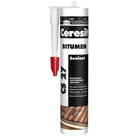 Битумный герметик Ceresit CS 27 300 мл