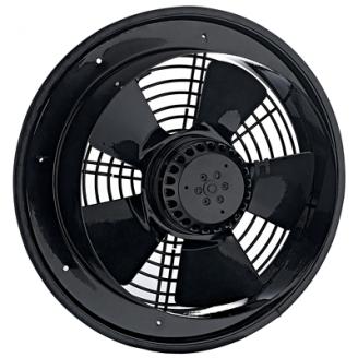 Вентилятор осевой Bahcivan BDRAX 200-2K высокооборотистый