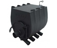 Буллер-печь отопительно-варочная Bullerjan 23 кВт 850х590х970 мм