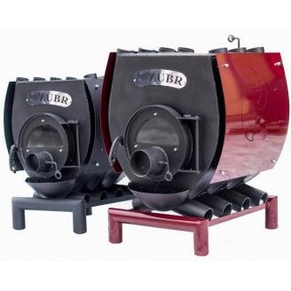Булерьян Zubr ТИП 02 жаропрочная сталь 08КП 18 кВт 570х720х1000 мм с варочной поверхностью