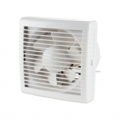 Осевой оконный вентилятор VENTS ВВР 180 212 м3/ч 25 Вт