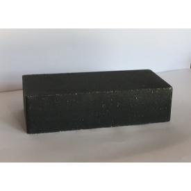 Кирпич облицовочный гладкий черный