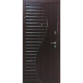 Вхідні двері Portala Комфорт Греція металеві 850х2040 мм