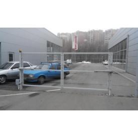 Ворота розпашні кордон 40x60 мм
