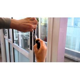 Виготовлення нових металопластикових дверей