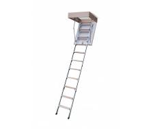 Чердачная лестница Bukwood Compact Metal 120х70 см