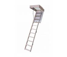 Чердачная лестница Bukwood Compact Long 130х80 см