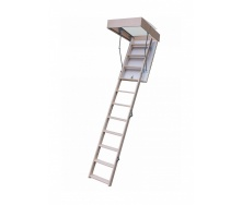 Чердачная лестница Bukwood Compact Long 110х80 см