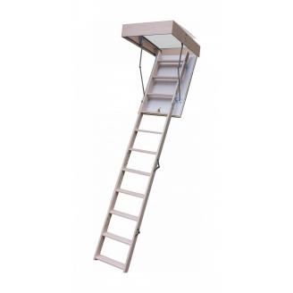 Чердачная лестница Bukwood Compact Long 110х70 см