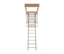 Чердачная лестница Bukwood Luxe Metal Mini 80х60 см