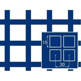 Перфорированный лист PC Qg15 20х1,5х1000x2000 мм черный