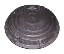Люк канализационный легкий Л-Д 770 мм