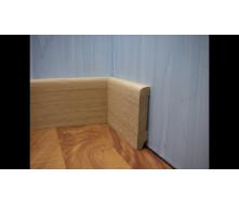 Плинтус деревянный из соснового массива