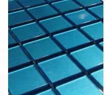 Скляна мозаїка Керамік Полісся Glance Blue 48 300х300х6 мм