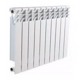Алюминиевый радиатор LEBERG HFS-500A 580х80х80 мм