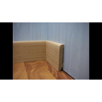 Плінтус дерев'яний із соснового масиву