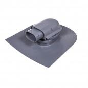 Проходной элемент VILPE SOLAR HUOPA 583х488 мм серый