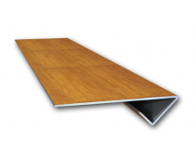 Планка стартова Suntile Блок-Хаус Колода для металосайдингу 2000 мм