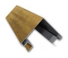 Планка зовнішнього кута Suntile Блок-Хаус Колода для металосайдингу 2000 мм