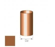 Труба Gamrat 63 мм 3 м медная