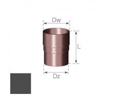 Кільцевий ніпель Gamrat 90 мм графітовий