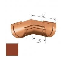Внутренний угол Gamrat 125 мм кирпичный