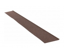 Планка ветровой доски QueenTile 2 м brown